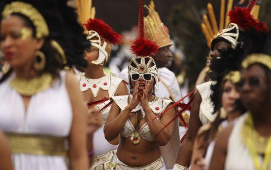 诺丁汉山狂欢节(英国伦敦)