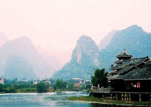 湘桂商道美景