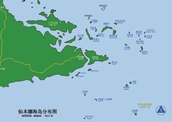 仙本那原来只是马来西亚一个小渔村,不过现在它已经是著名的海底世界旅游中心了