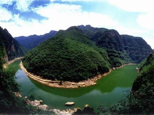 宁波市宁海县风景