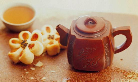 地道的扬州茶点
