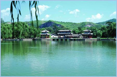 亚洲 中国 浙江 正文     三,承德避暑山庄养生旅游胜地   避暑山庄分