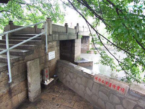 时至今日,汇津桥仍是附近居民的主要通衢。