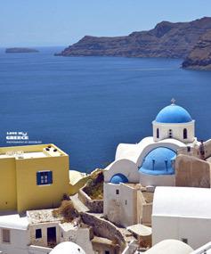 希腊爱琴海浪漫之旅