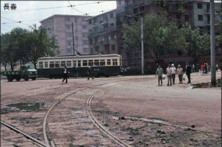 长春早期的有轨电车