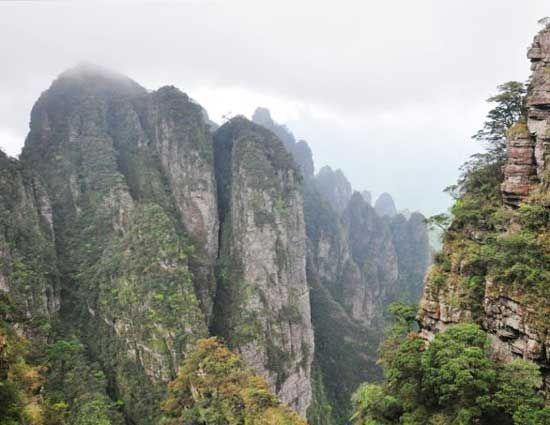 绝美圣堂山 图片来源:堂堂摄影 新浪博客