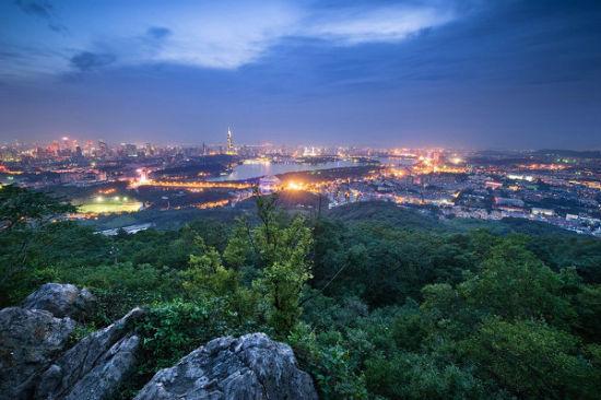 南京紫金山