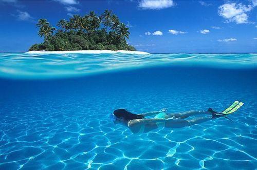 西沙群岛:走进无人处女岛的绝美容颜(组图)