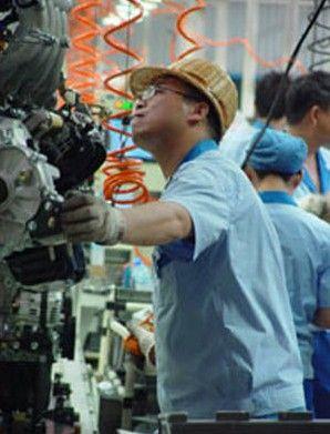 哈飞汽车集团工厂景观