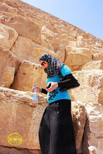 阿拉伯女人被世界公认为神秘的一族