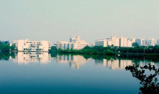 大学里最浪漫的地方 海南大学图片