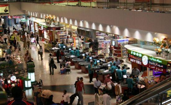 亚洲顶级的机场免税店 香港