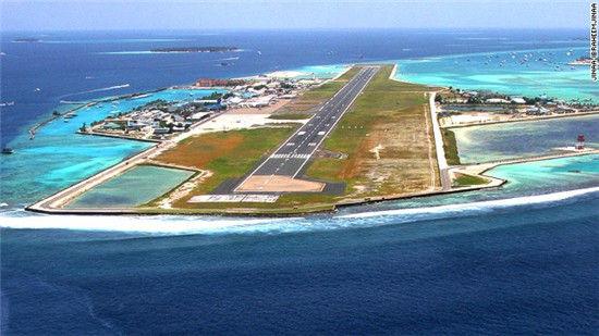 马尔代夫马累机场