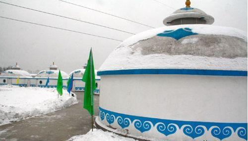 蒙古包建筑
