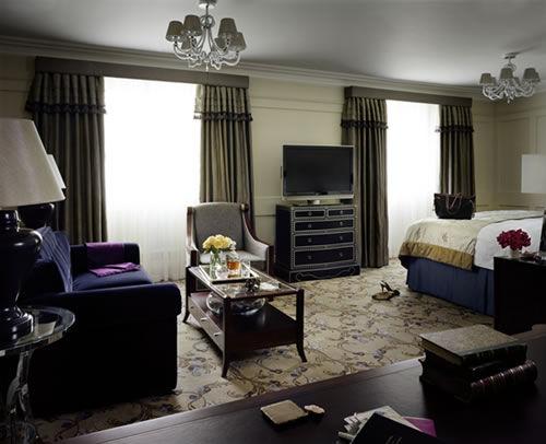 英国伦敦朗廷酒店