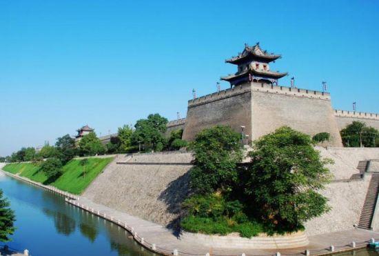 城门名称由来:西安城墙从隋唐至今已有1400年历史.