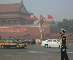 北京雾霾日数量增加明显