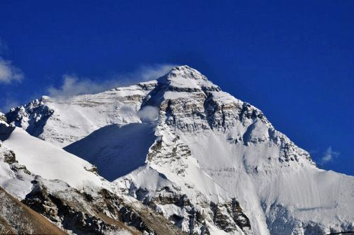 珠穆朗玛峰世界之颠