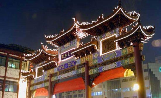 宁波城隍庙步行街