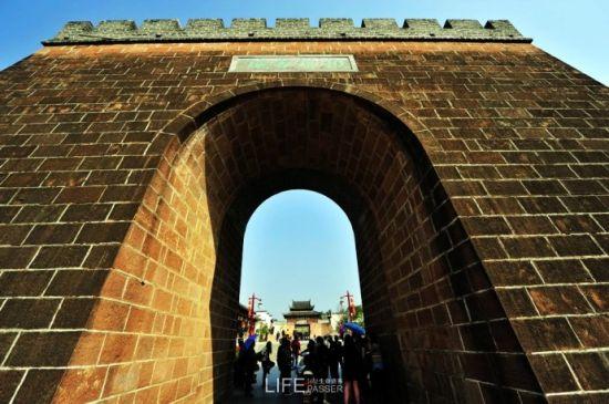 故徽州城墙