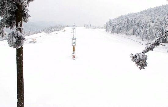 宁波商量岗滑雪场