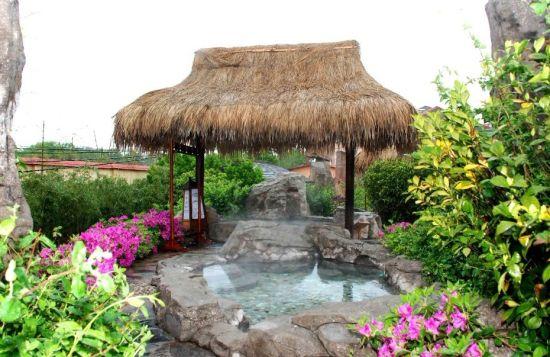 金孔雀温泉