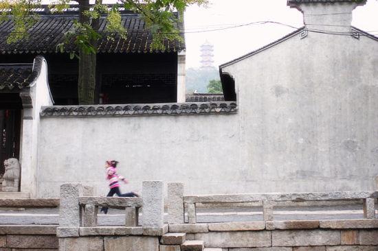 组图:杭州微旅行体验运河边的惬意生活
