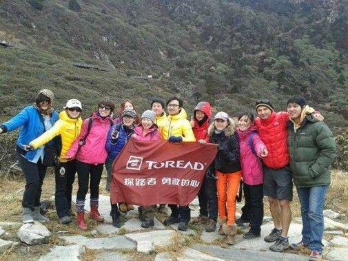 汪峰带队的探路者团队