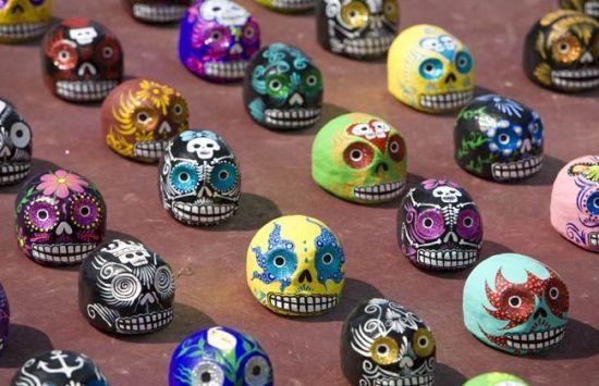 墨西哥亡灵节