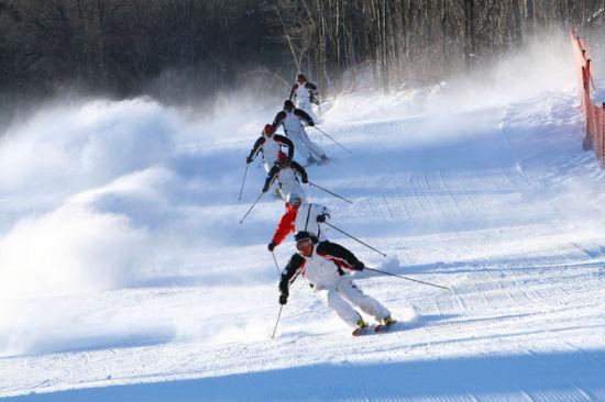 圣诞节体验刺激玩转国内六大滑雪场(组图)