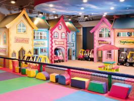 嘉里大酒店儿童乐园