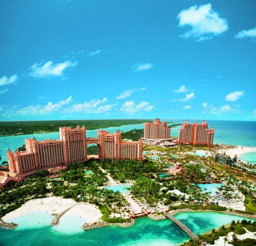 天堂岛Atlantis Paradise Island酒店