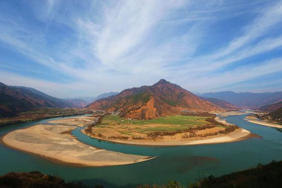 长江第一湾