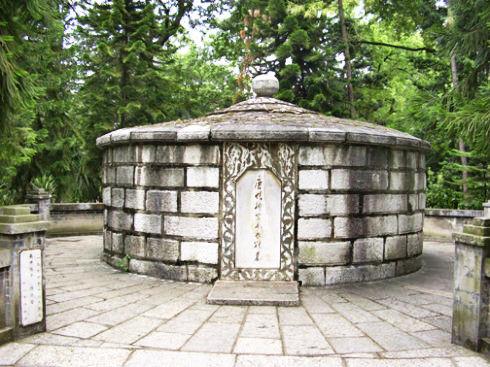 柳宗元衣冠墓