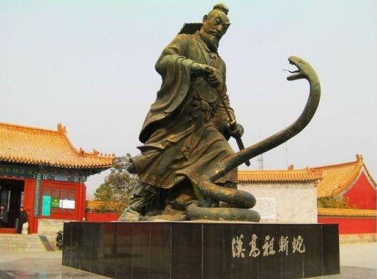 领略汉祖风采探寻刘邦战斗过的地方(组图)