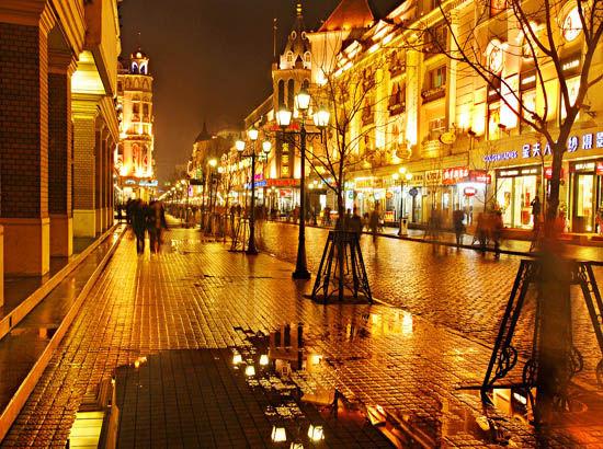 感受雪白堆砌的纯净世界哈尔滨冬季旅游攻略