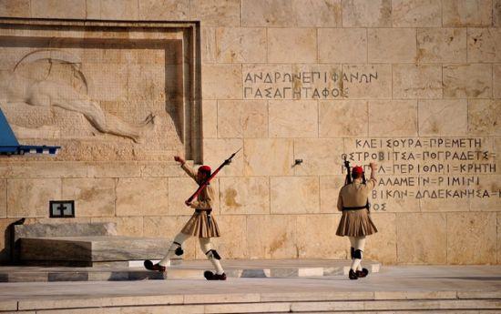 唯美希腊 游雅典必去十大知名景点(组图)