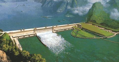 三峡大坝 三峡人家二日游