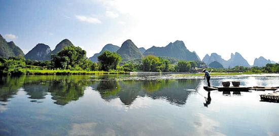起点是连接京广高铁的湖南衡阳市,过永州市后进入广西桂林市,柳州市