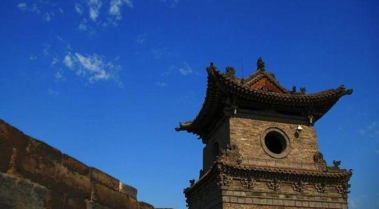 游中国古建筑 平遥古城