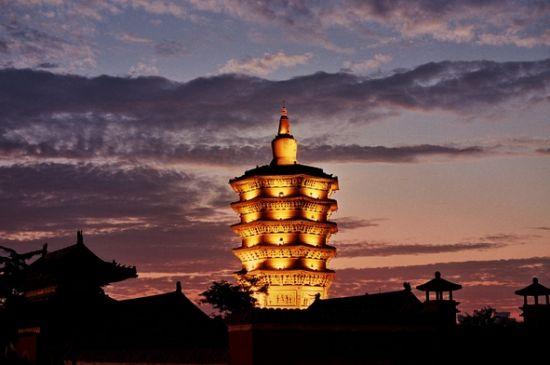 安阳市文峰塔