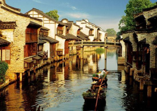 图片来源:乌镇景区