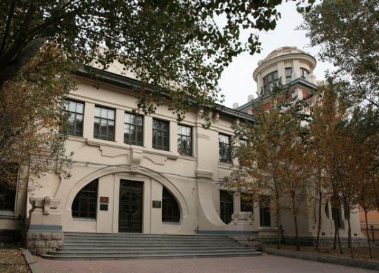 走进哈尔滨工业大学博物馆图片
