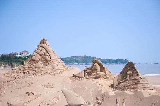 组图:舟山朱家尖 东海之滨的璀璨明珠(3)