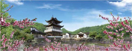 河阳山歌馆