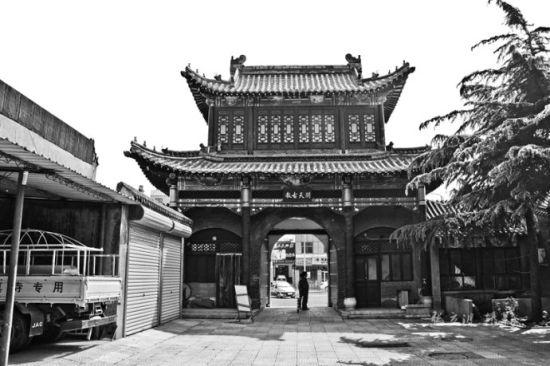 定州清真寺 典型中国古建