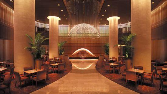 东京半岛酒店大堂