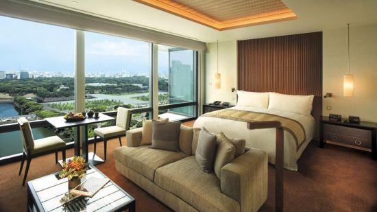 东京半岛酒店特级豪华客房