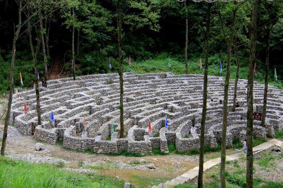 石头城迷宫