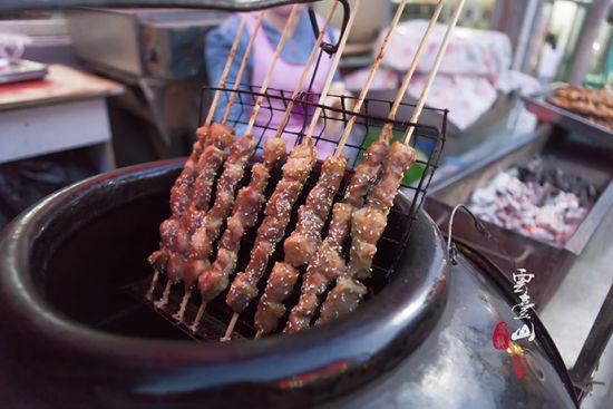 河南云台山攻略v攻略大战篇98美食美食老鼠升图片